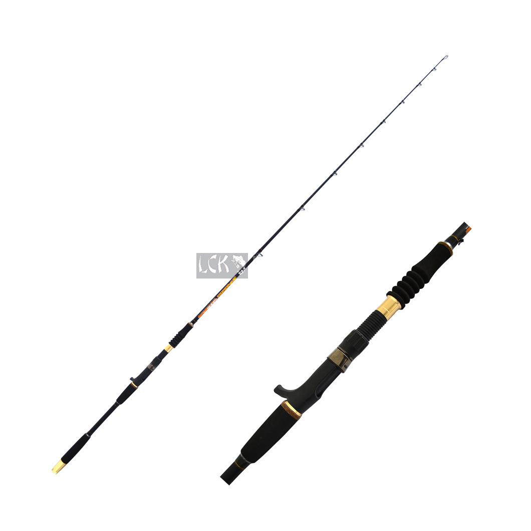 Full Carbon Jigging Rod Wasabi Jig Action: 100-300g 12-16kgs