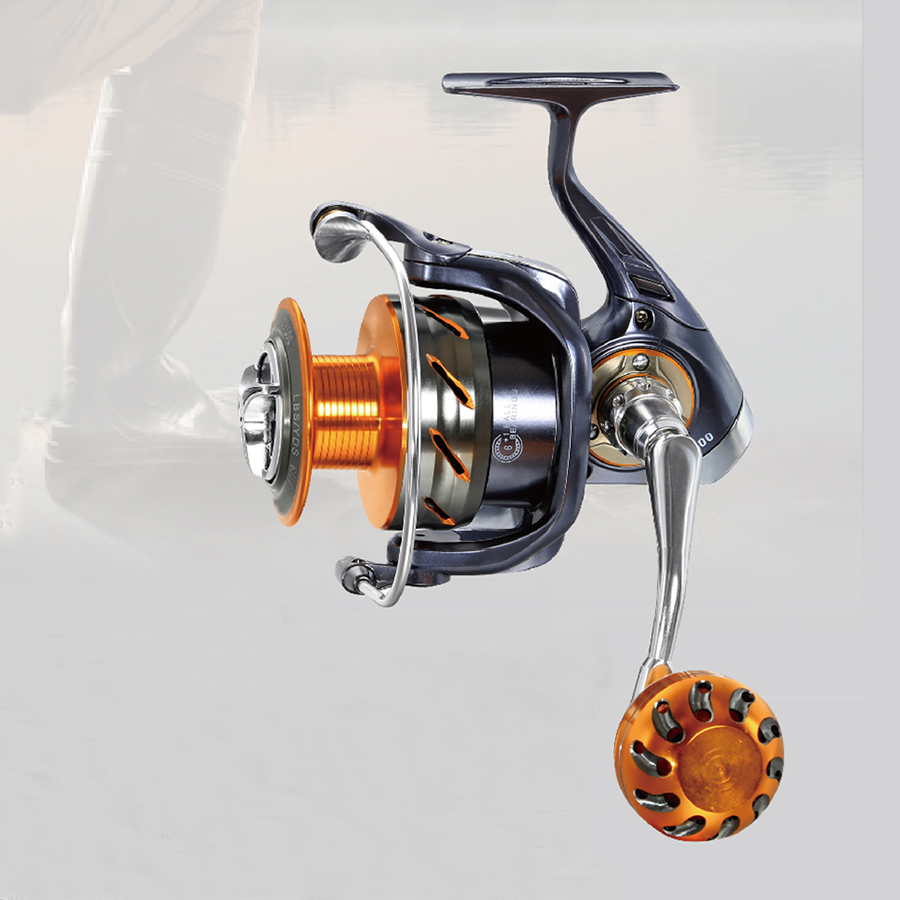 Full Al Body Jigging Reel SW-LX30 40 50 60 70
