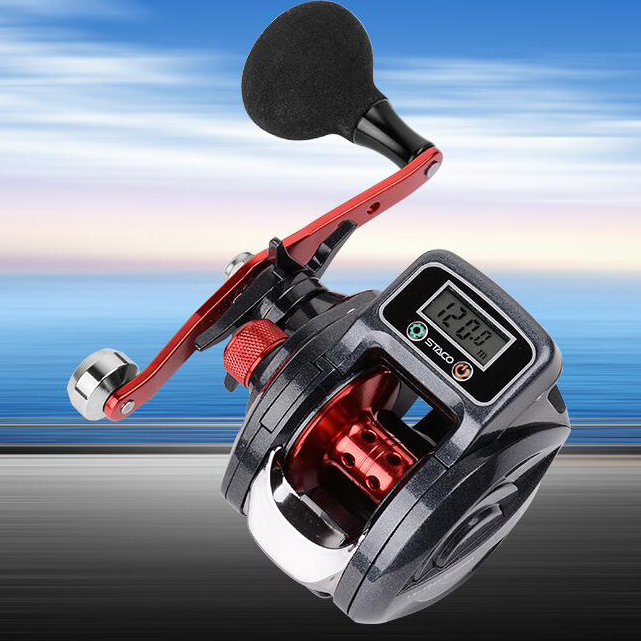 Electronic Display Baitcasting Reel  SHA300