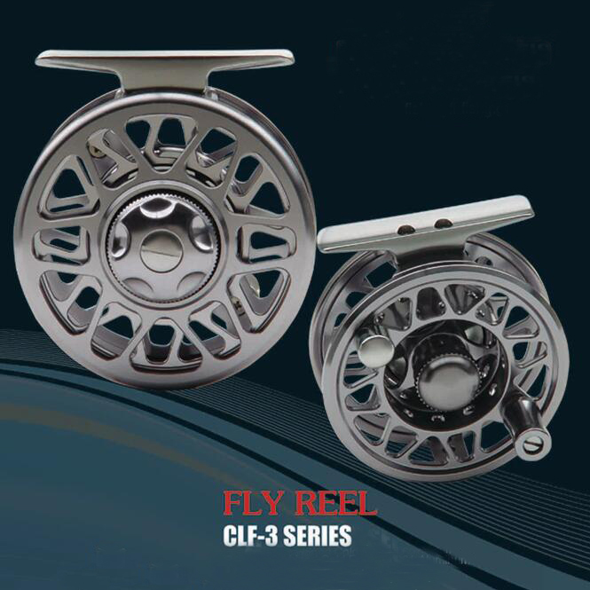 CNC Fly Fishing Reel CLF-3