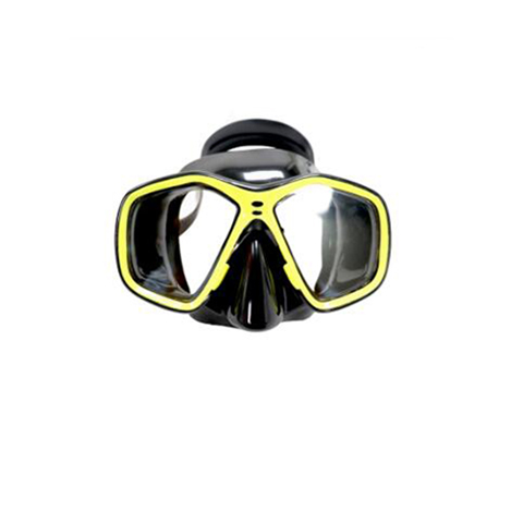 Diving Mask adult with Anti-Leak Impact Resistant Panoramic Tempered Glass Easybreath Snorkeling Packages