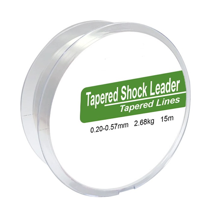 Tapered Shock Leader Fishing Line