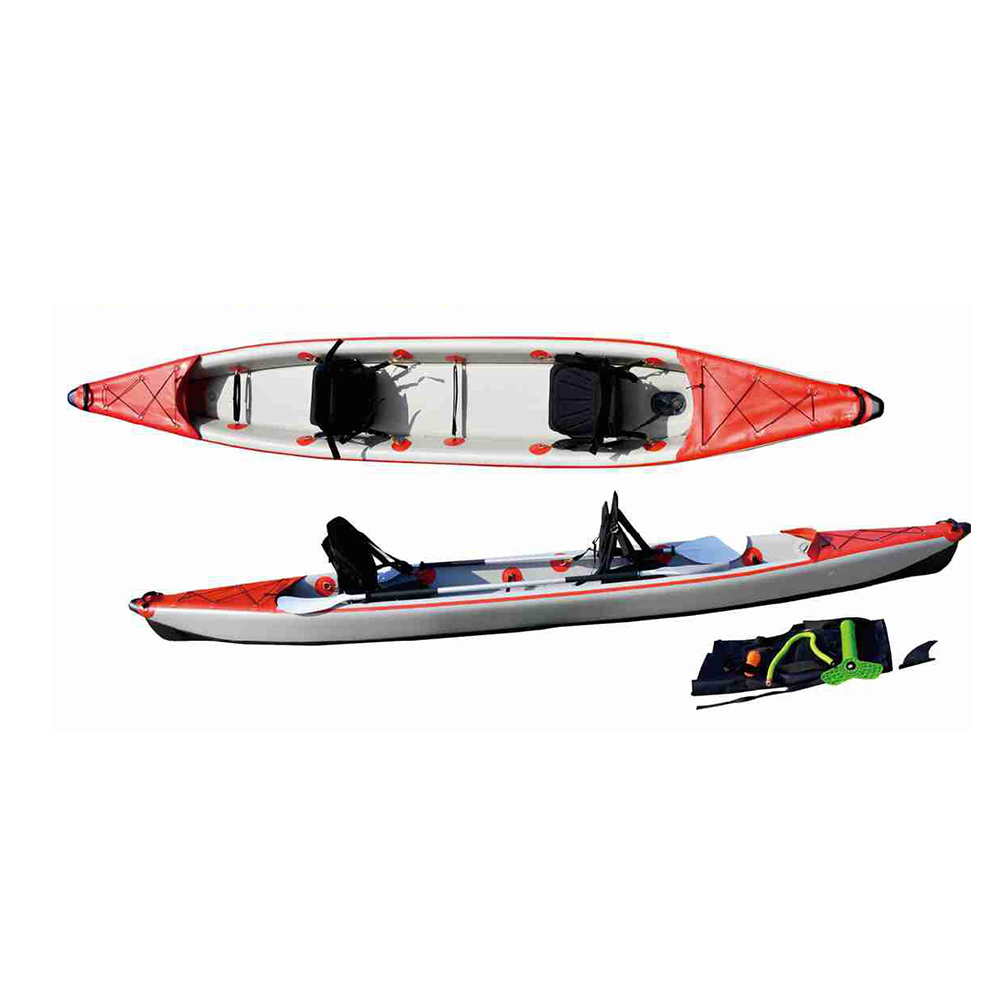 Inflatable Dropsitch Double Seater Kayak