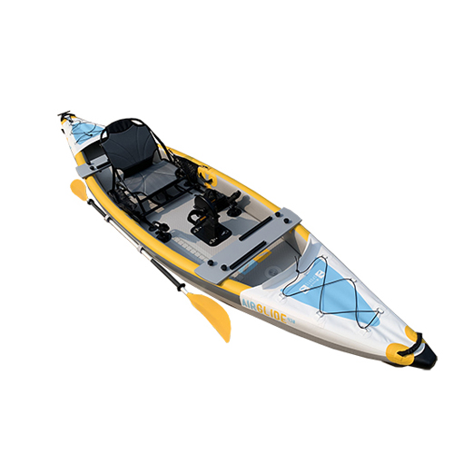 Inflatable Dropsitch Pedal Driven Kayak 14`